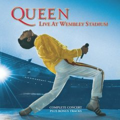 Live at Wembley Stadium /  Queen. - Queen.