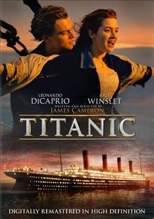 Titanic [2-disc set] /  Twentieth Century Fox and Paramount Pictures present ; a Lightstorm Entertainment production ; written and directed by James Cameron ; produced by James Cameron and Jon Landau ; executive producer, Rae Sanchini ; a film by James Cameron. - Twentieth Century Fox and Paramount Pictures present ; a Lightstorm Entertainment production ; written and directed by James Cameron ; produced by James Cameron and Jon Landau ; executive producer, Rae Sanchini ; a film by James Cameron.