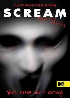 Scream. the TV series [3-disc set]