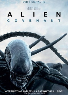 Alien: Covenant /  a 20th Century Fox release, presented in association with TSG Entertainment of a Brandywine, Scott Free production ; produced by Ridley Scott, Mark Huffam, Michael Schaefer, David Giler, Walter Hill ; story by Jack Paglen and Michael Green ; written by John Logan, Dante Harper ; directed by Ridley Scott. - a 20th Century Fox release, presented in association with TSG Entertainment of a Brandywine, Scott Free production ; produced by Ridley Scott, Mark Huffam, Michael Schaefer, David Giler, Walter Hill ; story by Jack Paglen and Michael Green ; written by John Logan, Dante Harper ; directed by Ridley Scott.