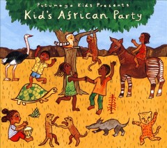 Kid's African party.