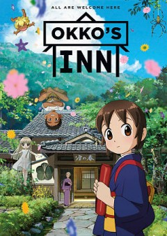 Okko's inn = Waka Okami wa Shōgakusei / Dream Link Entertainment ; Mad House ; a Kitaro Kosaka film; directed by Kitaro Kosaka ; screenplay by Reiko Yoshida. - Dream Link Entertainment ; Mad House ; a Kitaro Kosaka film; directed by Kitaro Kosaka ; screenplay by Reiko Yoshida.
