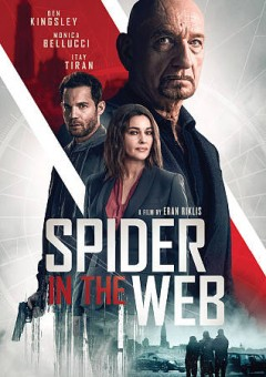 Spider in the web /  Film Constellation in association with United King Films presents ; a Topia Communications, Ciné Cri de Coeur, NL Film, United King Films, Dragocom, Eran Riklis Productions production ; in co-production with BNP Paribas Fortis Film Finance, October 2nd Productions, Lavender Pictures ; directed by Eran Riklis ; screenplay by Gidon Maron, Emmanuel Naccache ; producers, Michael Sharfshtein, Jacqueline de Goeij, Moshe Edery, Leon Edery, Eyal Edery, Eran Riklis, Sabine Brian, Ronald Versteeg. - Film Constellation in association with United King Films presents ; a Topia Communications, Ciné Cri de Coeur, NL Film, United King Films, Dragocom, Eran Riklis Productions production ; in co-production with BNP Paribas Fortis Film Finance, October 2nd Productions, Lavender Pictures ; directed by Eran Riklis ; screenplay by Gidon Maron, Emmanuel Naccache ; producers, Michael Sharfshtein, Jacqueline de Goeij, Moshe Edery, Leon Edery, Eyal Edery, Eran Riklis, Sabine Brian, Ronald Versteeg.