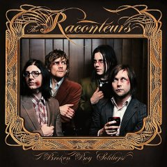 Broken boy soldiers /  Raconteurs.