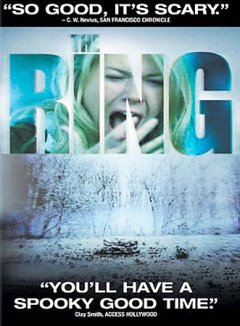 The ring /  a MacDonald/Parkes Production ; a Bender/Spink, Inc. production ; a Dreamworks Pictures presentation ; produced by Walter F. Parkes, Laurie MacDonald ; screenplay by Ehren Kruger ; directed by Gore Verbinski. - a MacDonald/Parkes Production ; a Bender/Spink, Inc. production ; a Dreamworks Pictures presentation ; produced by Walter F. Parkes, Laurie MacDonald ; screenplay by Ehren Kruger ; directed by Gore Verbinski.