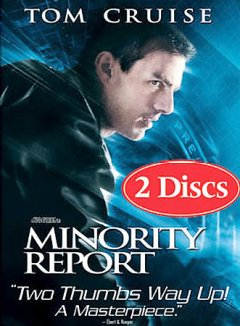 Minority report [2-disc set] /  Dreamworks Pictures and Twentieth Century Fox present a Cruise/Wagner/Blue Tulip/Ronald Shusett/Greg Goldman production ; a Steven Spielberg film ; produced by Gerald R. Molen [and others] ; screenplay by Scott Frank and Jon Cohen ; directed by Steven Spielberg.