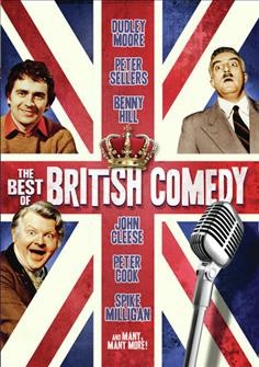 The best of British comedy.