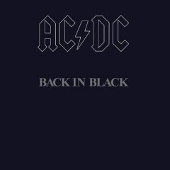 Back in black /  AC/DC. - AC/DC.