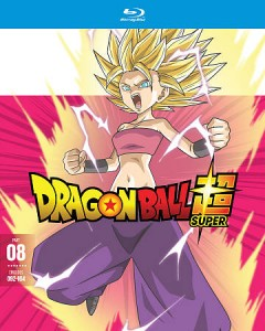 Dragon ball super : part 08 [2-disc set] / directed by Ryota Nakamura. - directed by Ryota Nakamura.
