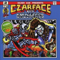 Czarface meets Ghostface.