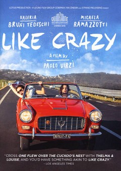 Like crazy /  screenplay by Frencesca Archibugi & Paolo Virzi ; directed by Paolo Virzi.