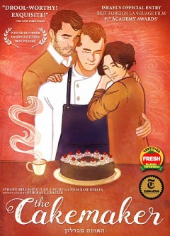 The cakemaker /  Laila Films and Film Base Berlin present ; produced by Itai Tamir ; written and directed by Ofir Raul Graizer. - Laila Films and Film Base Berlin present ; produced by Itai Tamir ; written and directed by Ofir Raul Graizer.