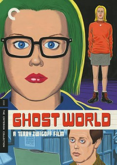 Ghost world /  United Artists and Granada Film, in association with Jersey Shore and Advanced Medien, present a Mr. Mudd production ; a Terry Zwigoff film ; produced by Lianne Halfon, John Malkovich, Russell Smith ; written by Daniel Clowes & Terry Zwigoff ; directed by Terry Zwigoff.