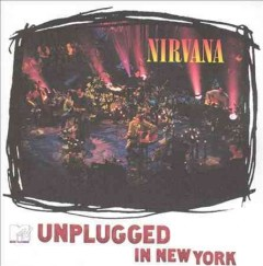 MTV unplugged in New York / Nirvana