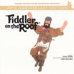 Fiddler on the roof : original motion picture soundtrack recording.