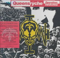 Operation, mindcrime /  Queensrÿche.