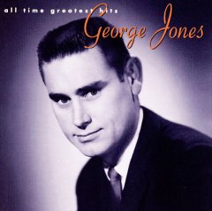 All time greatest hits /  George Jones. - George Jones.