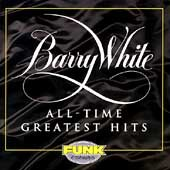 All-time greatest hits /  Barry White.