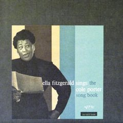 Ella Fitzgerald sings the Cole Porter song book.