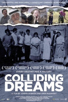 Colliding dreams /  International Film Circuit ; written, produced and directed by Joseph Dorman and Oren Rudavsky ; produced by Riverside Films LLC and Oren Rudavsky Films in association with Anthos Media, LLC.