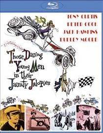 Those daring young men in their jaunty jalopies /  Paramount Pictures presents ; original story and screenplay by Jack Davies and Ken Annakin ; produced and directed by Ken Annakin. - Paramount Pictures presents ; original story and screenplay by Jack Davies and Ken Annakin ; produced and directed by Ken Annakin.
