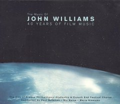 The music of John Williams : 40 years of film music.