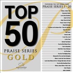 Top 50 praise series gold.