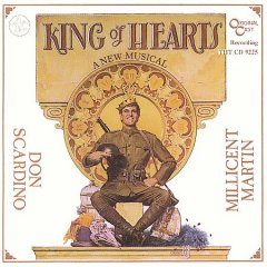 King of hearts /  [music by Peter Link ; lyrics by Jacob Brackman]. - [music by Peter Link ; lyrics by Jacob Brackman].