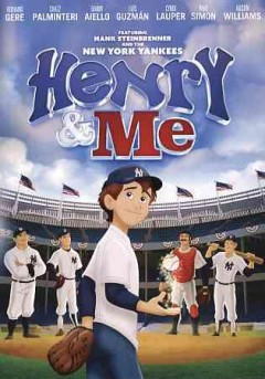 Henry & me /  Momentum Pictures presents in association with Sunset Studios, a Reveal Animation Studios; produced by Joseph Avallone, Joe Castellano, Barrett Esposito ; directed by Barrett Esposito.