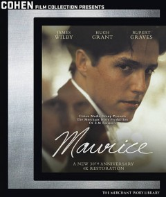 Maurice [2-disc set] /  Cohen Media presents ; director, James Ivory ; written by Kit Hesheth-Harvey and James Ivory ; producer, Ismail Merchant. - Cohen Media presents ; director, James Ivory ; written by Kit Hesheth-Harvey and James Ivory ; producer, Ismail Merchant.