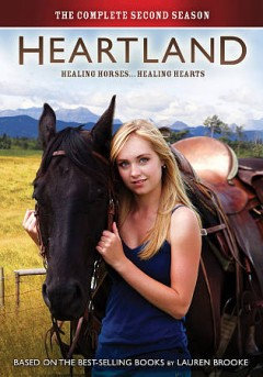 Heartland : the complete second season [5-disc set] / Seven24 Films and Dynamo Films presentation in association with the Canadian Broadcasting Corporation ; produced by Tina Grewal ; written by Heather Conkie, Leila Basen, David Preston, Susin Nielsen, Mark Haroun [and others] ; directed by T.W. Peacocke, Ron Murphy, Tim Southam, Steve DiMarco, Sudz Sutherland [and others]. - Seven24 Films and Dynamo Films presentation in association with the Canadian Broadcasting Corporation ; produced by Tina Grewal ; written by Heather Conkie, Leila Basen, David Preston, Susin Nielsen, Mark Haroun [and others] ; directed by T.W. Peacocke, Ron Murphy, Tim Southam, Steve DiMarco, Sudz Sutherland [and others].