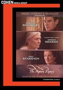 The Aspern papers /  Cohen Media presents a Summerstorm Entertainment, Princeps Films, Cohen Media Group production ; in association with Film House Germany, BondIt ; in co-production with Umedia ;  screenplay by Jean Pavans, Julien Landais, Hannah Bhuiya ; produced by Gabriela Bacher, Julien Landais ; directed by Julien Landais. - Cohen Media presents a Summerstorm Entertainment, Princeps Films, Cohen Media Group production ; in association with Film House Germany, BondIt ; in co-production with Umedia ;  screenplay by Jean Pavans, Julien Landais, Hannah Bhuiya ; produced by Gabriela Bacher, Julien Landais ; directed by Julien Landais.