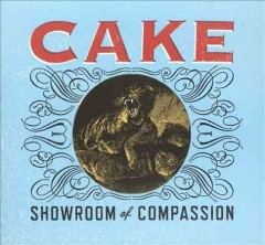 Showroom of compassion /  Cake. - Cake.