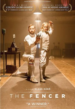 The fencer /  Making Movies, Kick Film, Allfilm present ; in coproduction with BR, ARTE, YLE, ERR ; produced by Kai Nordberg, Kaarle Aho ; script by Anna Heinämaa ; directed by Klaus Härö. - Making Movies, Kick Film, Allfilm present ; in coproduction with BR, ARTE, YLE, ERR ; produced by Kai Nordberg, Kaarle Aho ; script by Anna Heinämaa ; directed by Klaus Härö.