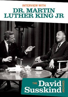 Interview with Dr. Martin Luther King Jr. /  directed by David Susskind. - directed by David Susskind.