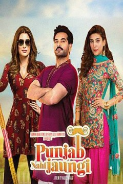 Punjab nahi jaungi /  Shami Media Group presents ; produced by Humayun Sawwd ; written by Vassay Choudry ; directed by Nadeem Baig.