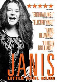 Janis : Little Girl Blue / produced by Alex Gibney ; written & directed by Amy J. Berg ; produced by Amy J. Berg, Katherine LeBlond, Jeff Jampol ; program produced by Janis Productions & Thirteen Productions' American Masters ; PBS and Content Media Corporation present a production of Disarming Films, Jigsaw Productions, and Thirteen Production LLC's American masters in association with Sony Music Entertainment and Union Entertainment Group. - produced by Alex Gibney ; written & directed by Amy J. Berg ; produced by Amy J. Berg, Katherine LeBlond, Jeff Jampol ; program produced by Janis Productions & Thirteen Productions' American Masters ; PBS and Content Media Corporation present a production of Disarming Films, Jigsaw Productions, and Thirteen Production LLC's American masters in association with Sony Music Entertainment and Union Entertainment Group.