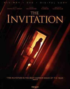 The invitation /  Gamechanger presents ; produced by Martha Griffin [and three others] ; written by Phil Hay & Matt Manfredi ; directed by Karyn Kusama. - Gamechanger presents ; produced by Martha Griffin [and three others] ; written by Phil Hay & Matt Manfredi ; directed by Karyn Kusama.