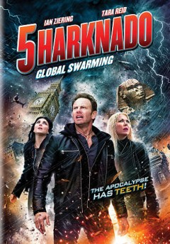 Sharknado 5 : global swarming / the Asylum Productions ; an Anthony C. Ferrante film ; written by Scotty Mullen ; produced by David Michael Latt ; directed by Anthony C. Ferrante. - the Asylum Productions ; an Anthony C. Ferrante film ; written by Scotty Mullen ; produced by David Michael Latt ; directed by Anthony C. Ferrante.