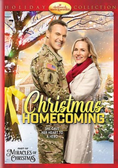 Christmas homecoming /  Hallmark Movies & Mysteries presents ; a Lighthouse Pictures production in association with Kaufman Plager production ; written by Todd Messegee & Lisa Nanni-Messegee and Donald Martin ; directed by Paul A Kaufman. - Hallmark Movies & Mysteries presents ; a Lighthouse Pictures production in association with Kaufman Plager production ; written by Todd Messegee & Lisa Nanni-Messegee and Donald Martin ; directed by Paul A Kaufman.