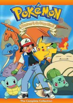 Pokémon. the complete collection [3-disc set].