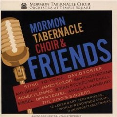 Mormon Tabernacle Choir & friends.