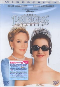 The princess diaries /  Walt Disney presents a Brownhouse production, a Garry Marshall film ; producers, Whitney Houston, Debra Martin Chase, Mario Iscovich ; screenplay writer, Gina Wendkos ; director, Garry Marshall.