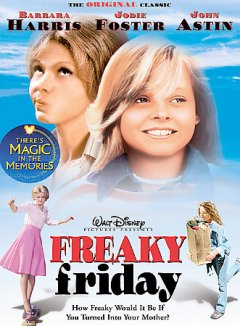 Freaky Friday /  Walt Disney Productions presents  ; screenplay by Mary Rodgers ; produced by Ron Miller ; directed by Gary Nelson. - Walt Disney Productions presents  ; screenplay by Mary Rodgers ; produced by Ron Miller ; directed by Gary Nelson.