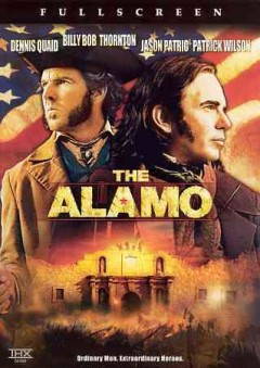 The Alamo /  Touchstone Pictures and Imagine Entertainment present a Mark Johnson production, a John Lee Hancock film ; produced by Mark Johnson, Ron Howard ; written by Leslie Bohem and Stephen Gaghan and John Lee Hancock ; directed by John Lee Hancock.