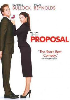 The proposal /  Touchstone Pictures presents a Mandeville Films production, an Anne Fletcher film ; produced by David Hoberman, Todd Lieberman ; written by Peter Chiarelli ; directed by Anne Fletcher.