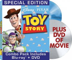 Toy story /  Walt Disney Pictures presents a Pixar production ; produced by Ralph Guggenheim, Bonnie Arnold ; directed by John Lasseter ; screenplay by Joss Whedon ... [et al.].