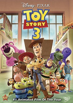 Toy story 3 /  Walt Disney Pictures presents a Pixar Animation Studios film ; produced by Darla K. Anderson ; story by John Lasseter, Andrew Stanton and Lee Unkrich ; screenplay by Michael Arndt ; directed by Lee Unkrich. - Walt Disney Pictures presents a Pixar Animation Studios film ; produced by Darla K. Anderson ; story by John Lasseter, Andrew Stanton and Lee Unkrich ; screenplay by Michael Arndt ; directed by Lee Unkrich.