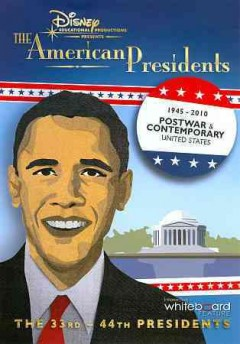 The American presidents [4-disc set] /  Disney Educational Productions ; series producer, Sheppard Kaufman ; writers, Emily Simon, Davis Lester, Sheppard Kaufman ; editors, Dave Farr, Melissa Kaufman.