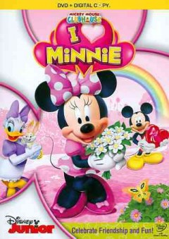 Mickey Mouse Clubhouse : I [heart] Minnie.